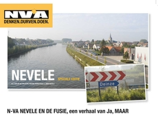 Fusie Nevele en Deinze